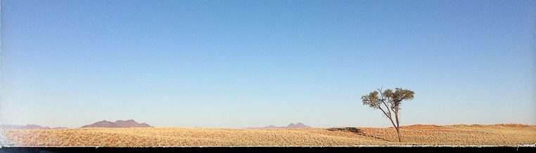 Namibian Landscape | Thank you
