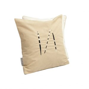 Porcupine Quill scatter cushion cover