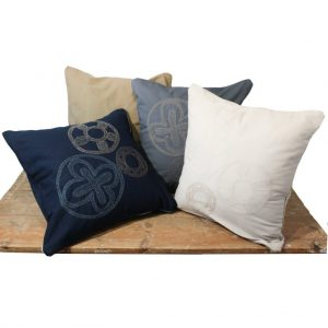 Geometric scatter cushion range